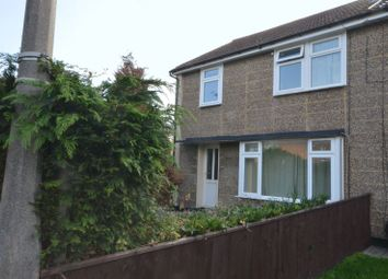 Thumbnail 3 bed terraced house for sale in Rushton Road, Swindon