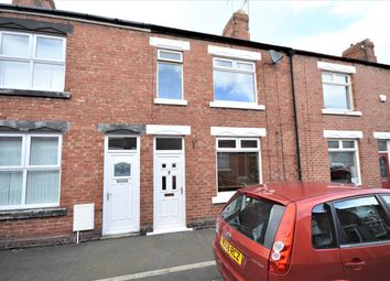 Thumbnail 3 bed terraced house to rent in Woodlands Road, Bishop Auckland