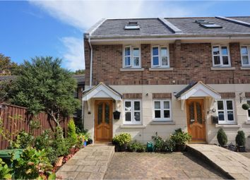 Thumbnail 3 bed town house for sale in Newport Road, Cowes