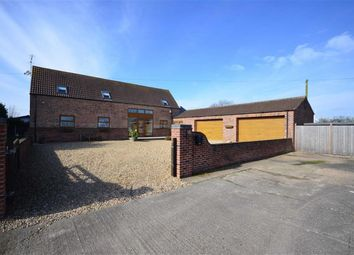 Thumbnail 5 bed barn conversion for sale in Whinsgate, Swinefleet, Goole