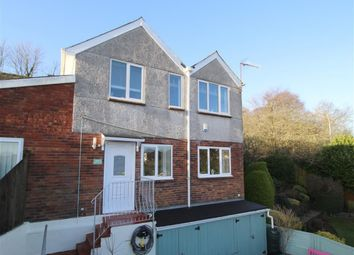 Thumbnail 2 bed semi-detached house for sale in Mannamead Road, Mannamead, Plymouth