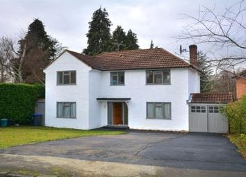 Thumbnail 3 bed detached house for sale in The Uplands, Gerrards Cross, Buckinghamshire