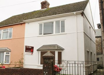 Thumbnail 3 bedroom semi-detached house to rent in Fore Street, Holbeton, Plymouth