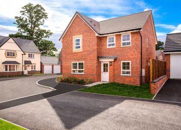 "Thumbnail 4 bed detached house for sale in ""Radleigh"" at High Street, Felixstowe"