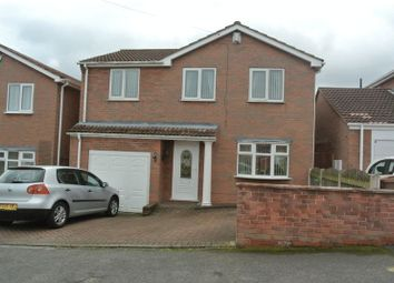 Thumbnail 4 bedroom detached house for sale in Titchfield Street, Warsop, Mansfield