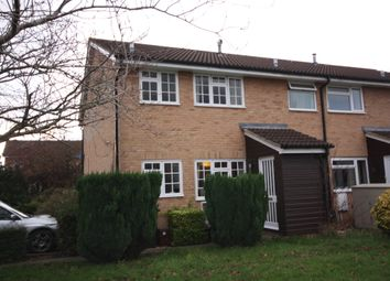Thumbnail 1 bed end terrace house to rent in Bowmont Grove, Taunton