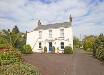 Thumbnail 4 bed detached house for sale in Route De La Charruee, Vale, Guernsey