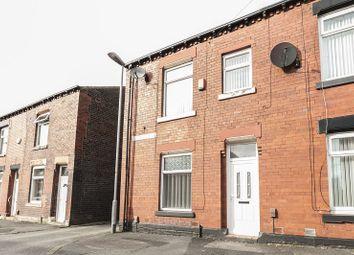 Thumbnail 3 bed end terrace house for sale in Adlington Street, Littlemoor, Oldham