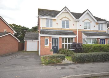 Thumbnail 3 bed semi-detached house to rent in Earlswood Park, New Milton
