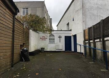 Thumbnail Commercial property for sale in Salvation Army Hall, Kenwyn Street, Truro, Cornwall