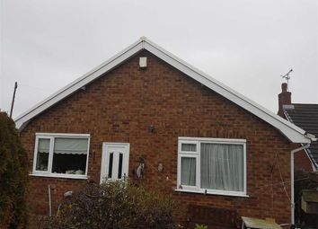 Thumbnail 2 bed detached bungalow for sale in Charles Drive, Flint