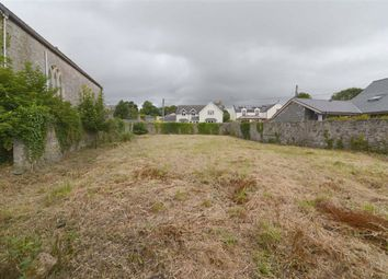 Thumbnail Land for sale in Old Walled Garden, St. Florence, Tenby, Pembrokeshire