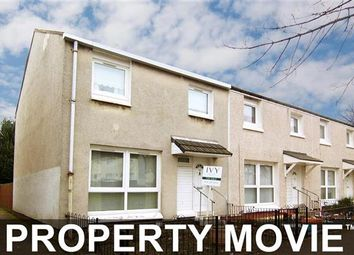 Thumbnail 3 bed end terrace house for sale in 26 Chatton Street, Summerston, Glasgow