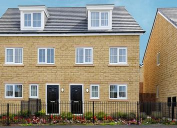 "Thumbnail 3 bed property for sale in ""The Kepwick At Clarence Gardens Phase 2"" at Parliament Street, Burnley"