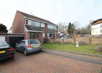 Thumbnail 3 bedroom semi-detached house for sale in Avonwood Close, Shirehampton, Bristol
