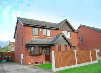 Thumbnail 3 bed semi-detached house to rent in Cottage Close, Stanton Hill, Sutton-In-Ashfield, Nottinghamshire