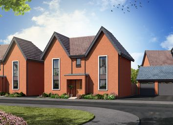 "Thumbnail 4 bed property for sale in ""The Aylesbury"" at Welton Lane, Daventry"