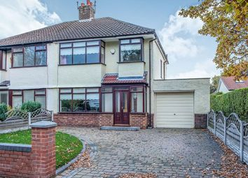 Thumbnail 3 bedroom semi-detached house for sale in Speke Road, Woolton, Liverpool