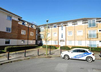 Thumbnail 2 bed flat for sale in Eddington Crescent, Welwyn Garden City, Hertfordshire