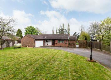Thumbnail 4 bedroom detached bungalow for sale in Kinoulton Lane, Kinoulton, Nottingham