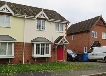 Thumbnail 3 bed property to rent in Bridgeness Road, Littleover, Derby