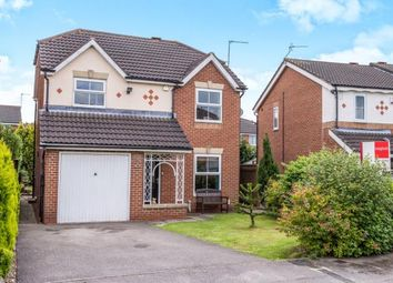 Thumbnail 4 bedroom detached house for sale in Wellesley Close, York, North Yorkshire, England