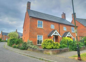 Thumbnail 3 bed semi-detached house for sale in Highland Crescent, Trowse, Norwich