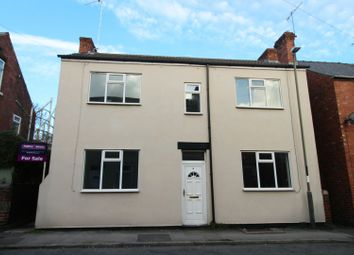 Thumbnail 3 bedroom detached house for sale in Chester Street, Brampton, Chesterfield