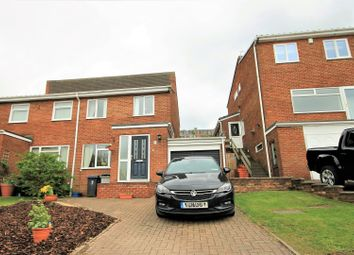 Thumbnail 3 bed semi-detached house for sale in Cumbria Place, Stanley