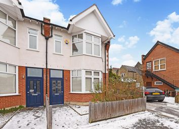 Thumbnail 4 bed terraced house for sale in Quintin Avenue, London