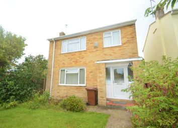 Thumbnail 3 bedroom detached house for sale in Harty Avenue, Wigmore, Gillingham