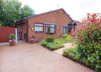 Thumbnail 2 bed terraced bungalow for sale in St. Peters Way, Warrington