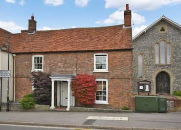 Thumbnail 3 bed town house for sale in George Street, Kingsclere, Newbury
