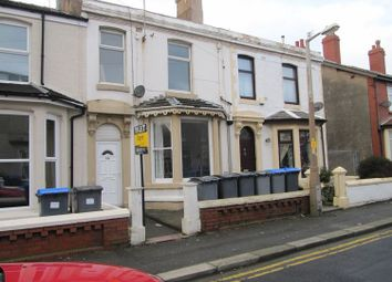Thumbnail 1 bed flat to rent in Flat 3, 11A Braithwaite Street, Blackpool