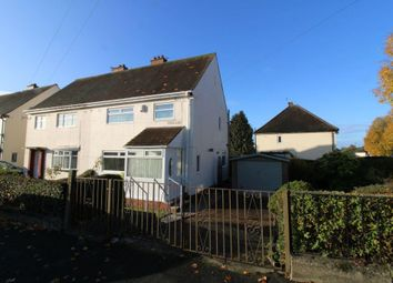 Thumbnail 3 bed semi-detached house for sale in Fosse Law, Throckley, Newcastle Upon Tyne