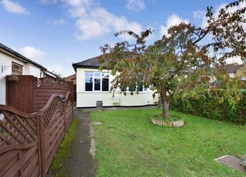 Thumbnail 3 bed semi-detached bungalow for sale in Main Road, West Kingsdown, Sevenoaks, Kent