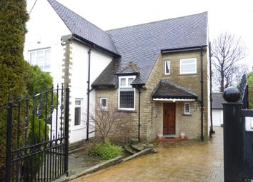 Thumbnail 4 bed detached house to rent in Toller Grove, Bradford