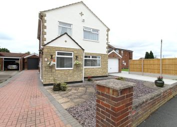 Thumbnail 3 bed detached house for sale in Crakedale Road, Winterton, North Lincolnshire