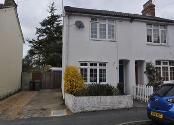 Thumbnail 2 bed semi-detached house to rent in Barossa Road, Camberley, Surrey