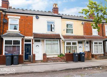 3 bed terraced house for sale in Preston Road, Hockley, Birmingham, West Midlands B18