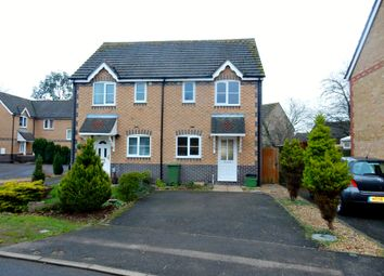 Thumbnail 2 bed semi-detached house to rent in Glebelands, Thatcham
