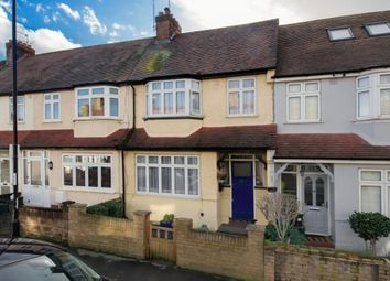 Thumbnail 3 bed terraced house for sale in Keston Road, Thornton Heath