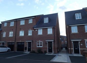 Thumbnail 3 bed end terrace house for sale in Daneshill Lane, Cadishead, Manchester, Greater Manchester