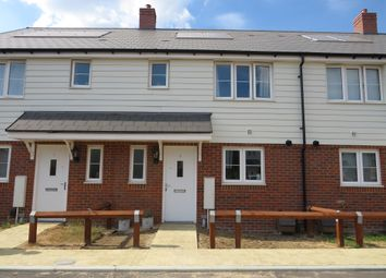Thumbnail 3 bed terraced house for sale in Baker Close, Botley, Southampton