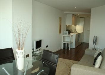 Thumbnail 2 bed flat to rent in Bridgewater Place, Water Lane, Leeds City Centre