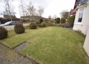 Thumbnail 2 bed flat for sale in Kinclaven Road, Murthly, Perth