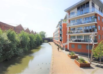 Thumbnail 1 bed flat for sale in Wolverton, Milton Keynes