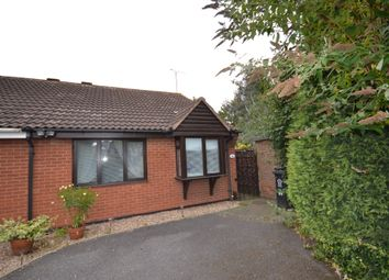 Thumbnail 2 bed semi-detached bungalow to rent in Petworth Drive, Glenfield, Leicester