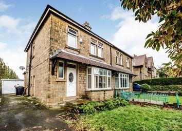 Thumbnail 3 bed semi-detached house for sale in Blackmoorfoot Road, Crosland Moor, Huddersfield
