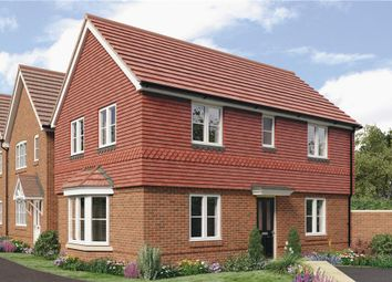 "Thumbnail 3 bed detached house for sale in ""Downshire"" at Worthing Road, Southwater, Horsham"